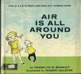 AIR IS ALL AROUND YOU 「くうきはどこにも」 【THIS IS A LET'S-READ-AND-FIND-OUT SCIENCE BOOK】