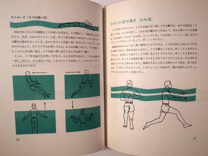 ファーストブック 【 水泳 】