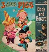 3Little Pigs (3匹の子ブタ)   [ PETER PAN RECORDS ]