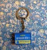 フレンチ キーホルダー 【grappe d'or】
