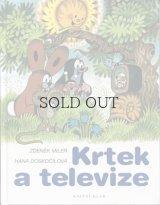Krtek a televize  (クルテクシリーズ 「もぐらくんとテレビ」)